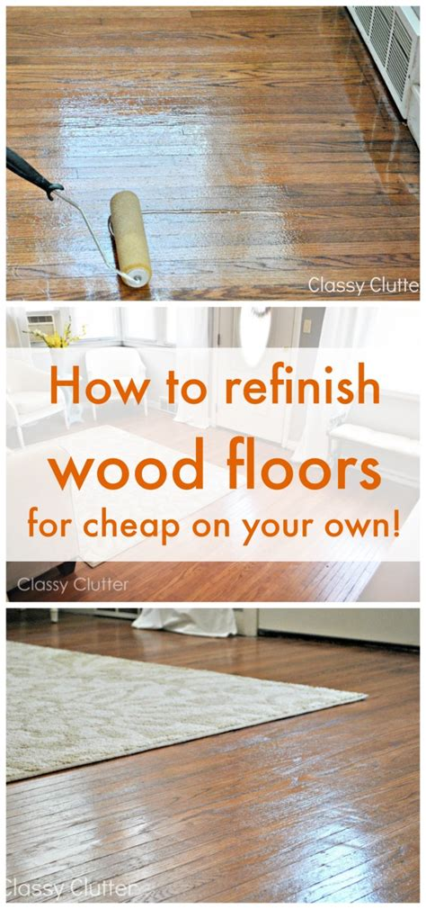 how do you refinish wood how to refinish wood floors