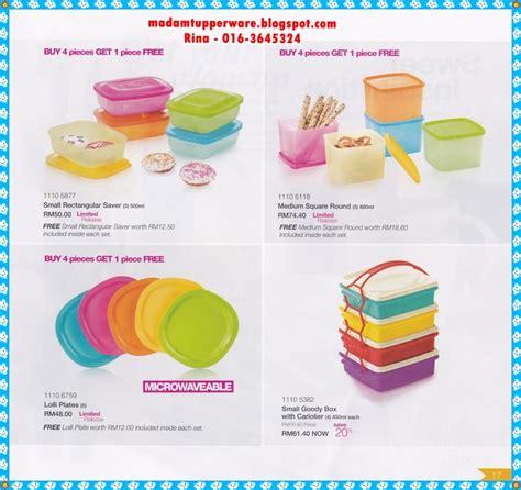 Tupperware Edisi katalog tupperware promo tupperware terbaru edisi agustus
