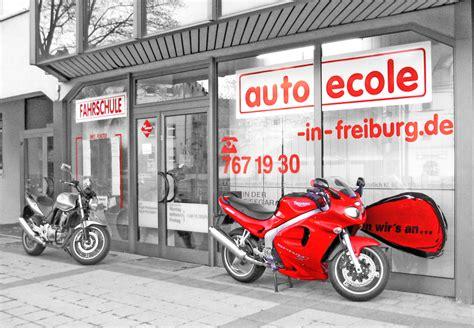 Motorrad F Hrerschein Freiburg by Fahrschule Autoecole Fahren Lernen In Freiburg