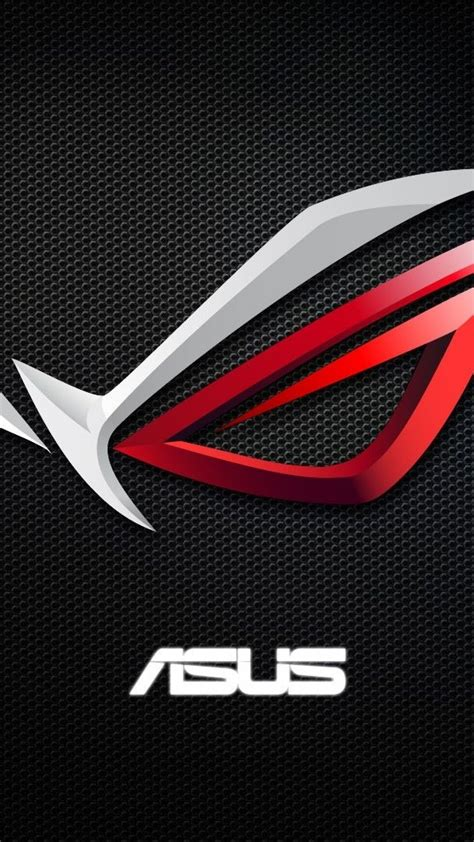 republic of gamers wallpaper for iphone download 1080x1920 asus republic of gamers logo rog