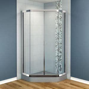 fiat shower doors fiat cascade 36 x 36 neo corner shower floor reviews on