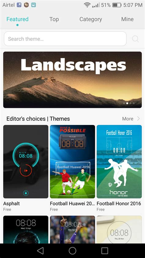huawei local themes huawei p9 review 91mobiles com