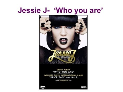 jessie j you are jessie j who you are