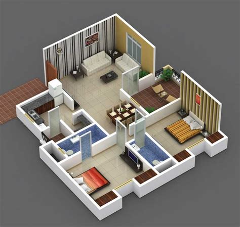 2 bhk flat design 2 bhk apartment design apartment decorating ideas