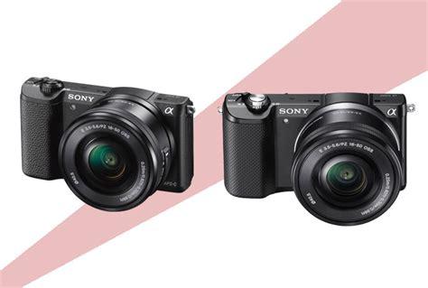 For Sony A5000 A5100 sony a5100 vs a5000 mirrorlessmart