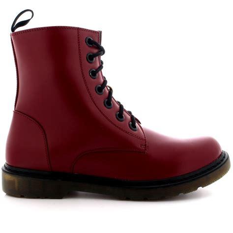 mens combat boots uk mens chunky retro vintage shoes combat