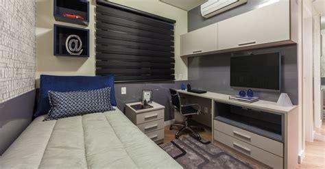 decoração quarto solteiro muito pequeno quartos de solteiro sugest 245 es para decorar o ambiente