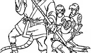 free lego ninja turtle coloring pages