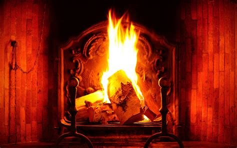 Hd Fireplace by Hd Fireplace Backgrounds Pixelstalk Net