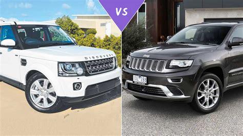 jeep range rover range rover sport vs grand summit autos post