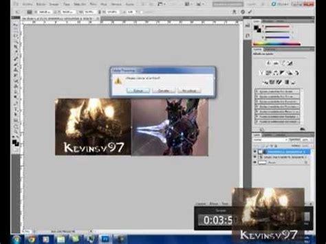 tutorial photoshop cs5 para principiantes mosaico photoshop cs5 tutorial principiantes youtube