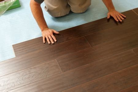 How to Stain Laminate Wood Flooring   DoItYourself.com