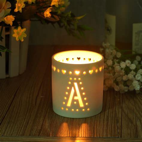 Ceramic Candle Holders by Ceramic Candle Holders Cylinder Candle Holder Porcelain On