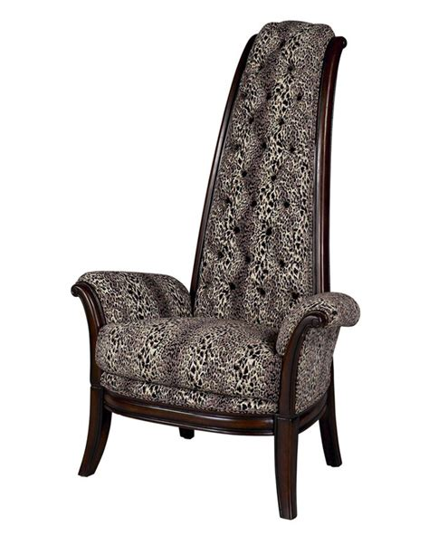 High Back Accent Chair High Back Accent Chair Savoy By Benetti S Italia Btsa139