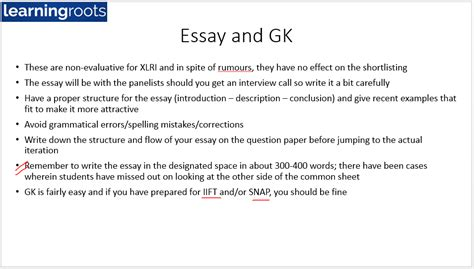 Xat Essay Writing by Essay Writing Tips Xat