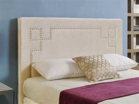 Fabric Headboard With Nailhead Trim by 26 Upholstered Headboards To Improve Your Bedroom