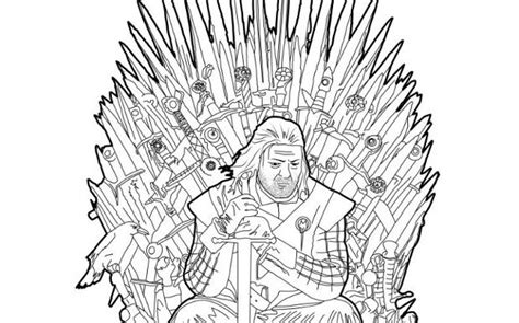 official of thrones coloring book george r r martin coloring george r r martin