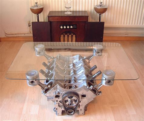 who has built a flat six coffee table pelican parts