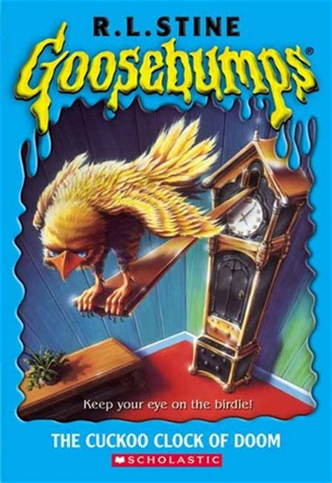 Goosebumps The Cuckoo Clock Of Doom By Rl Stine Ebook the cuckoo clock of doom goosebumps 28 by r l stine