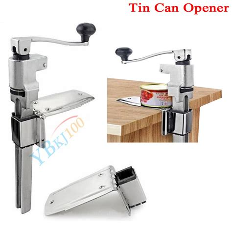 bench can large catering commercial bench can opener stainless