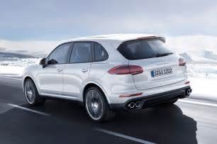 Porsche Cayanne Turbo S 2016 Porsche Cayenne Reviews And Rating Motor Trend