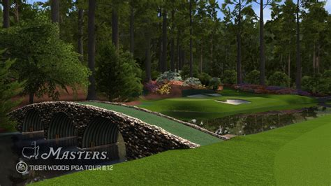 master s ea sports releases tiger woods pga tour 12 bag drop