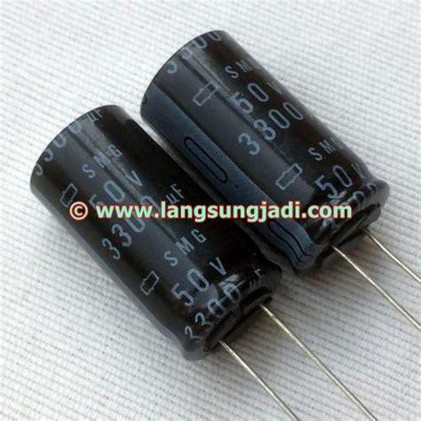 Capacitor Elco Nippon Chemicon 3300uf 16v 3300uf 50v united chemi con electrolytic capacitor