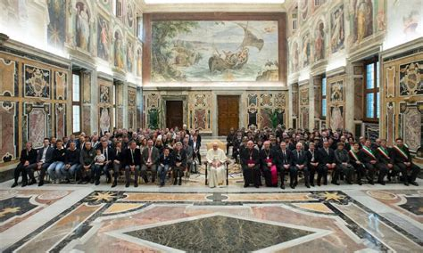 santa sede papa francesco 20 anni di collaborazione trentino santa sede papa