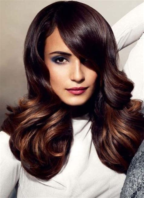 hairstyles and colours for brunettes fall 2017 hair color trends for brunettes http trend