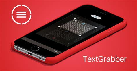app per tradurre testi textgrabber diventa gratis per tradurre testi al volo su