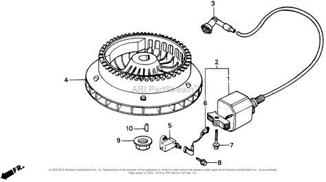 honda lawn mower engine diagram honda hrs21 pa lawn mower usa vin va2 6000001 to va2