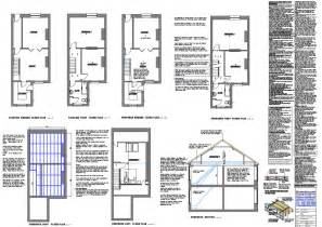 terraced house loft conversion floor plan loft plans architectural floor building plans for loft