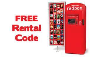 Day Rental Redbox Code Free Dvd Rental Southern Savers