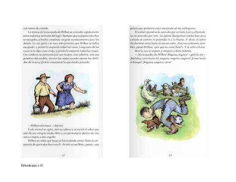 libro la telarana de carlota libro quot la telara 241 a de carlota quot
