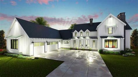 Top 10 Modern Farmhouse House Plans ? La Petite Farmhouse
