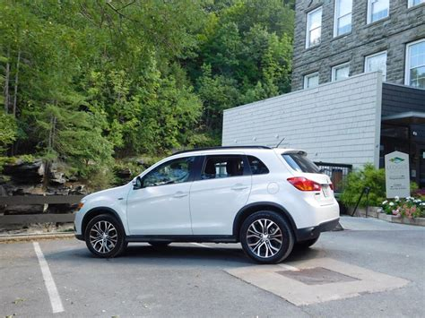 a week with the 2016 mitsubishi outlander sport