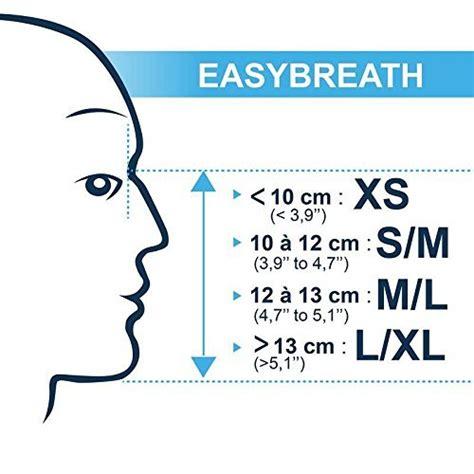 Easybreath Snorkeling Mask Original Tribord Blue what are the best snorkel masks for 2018
