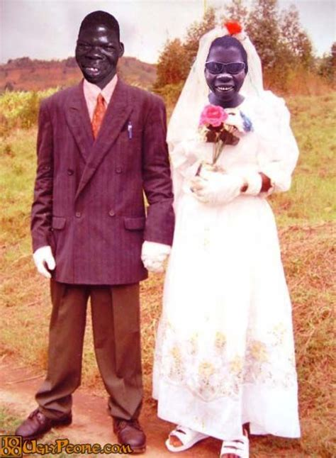 7 Strange Couples by And Get Married The Ugliest In The