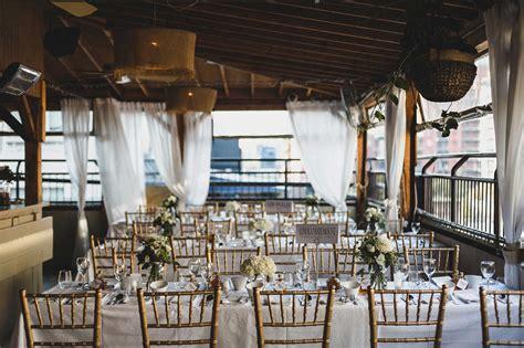 unique toronto rooftop wedding venue   weddings