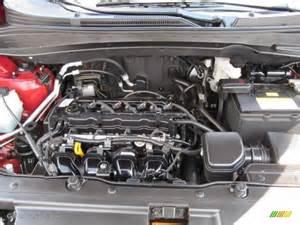 Hyundai 2 4 Engine 2010 Hyundai Tucson Gls 2 4 Liter Dohc 16 Valve Cvvt 4
