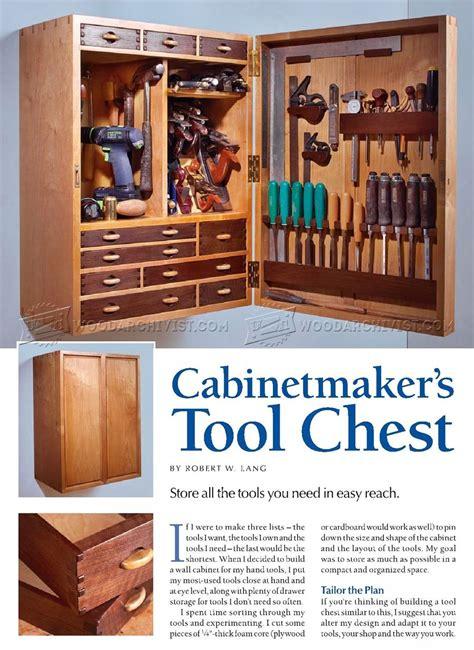 wooden tool storage cabinet tool storage cabinet plans woodarchivist
