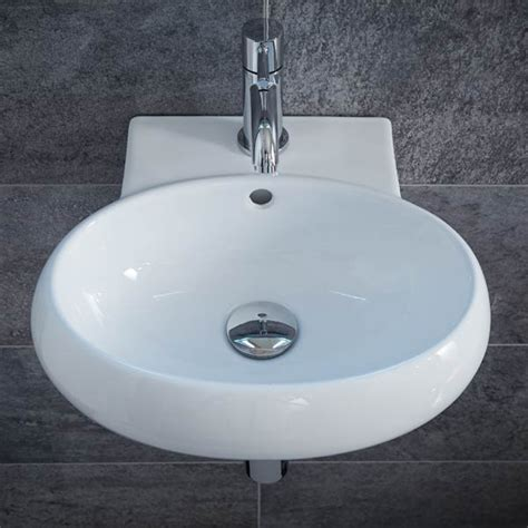 paolo wall mounted basin