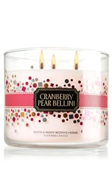 Bath Works Cranberry Pear Bellini 3 Wick S Candle 411 G 1 1000 images about bath works on