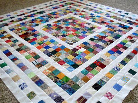 Quilt Scraps by Scrap Quilt Scrapbook Emily Longbrake
