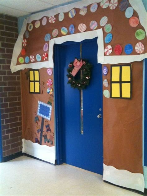 christmas door decoration for six graders 21 best winter door decoration ideas images on decorated doors classroom door and