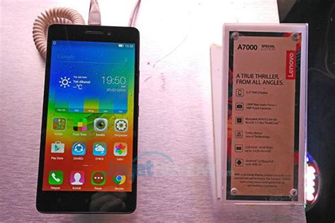 lenovo luncurkan smartphone android a7000 special edition jagat review