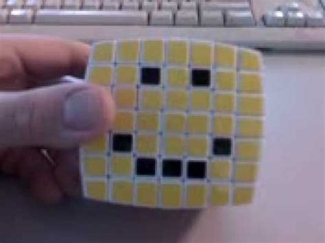 tutorial rubik 7x7x7 español full download 7x7x7 rubik s cube smiley face pattern