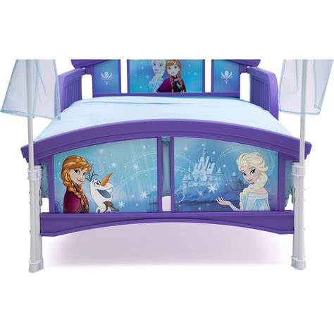 Frozen Canopy Bed Flat Bed Set Sears Colormate Complete Cooper Plaid Idolza