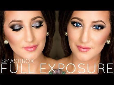 eyeshadow tutorial smashbox smashbox full exposure tutorial new years eve makeup