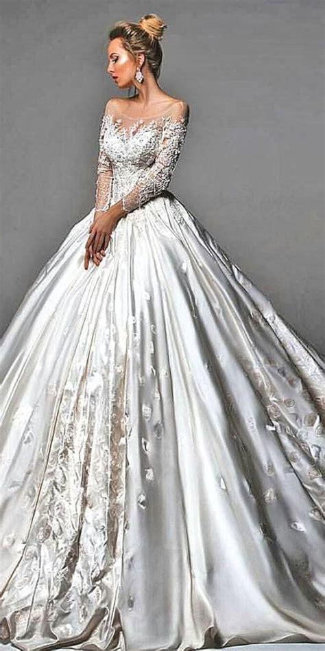 24 Disney Wedding Dresses For Fairy Tale Inspiration #2525035   Weddbook